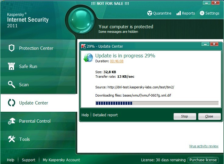Kaspersky Internet Security 2011 New Features
