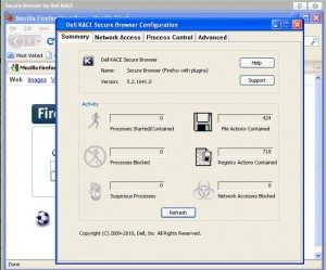 DELL Secure Browser