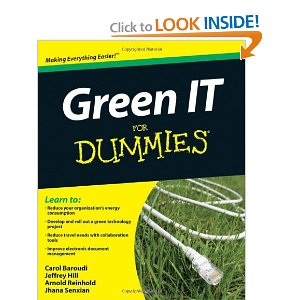 Green IT For Dummies ebook