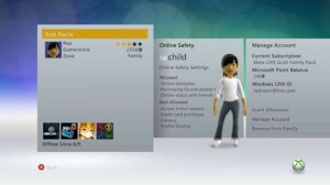 New Xbox 360 dashboard 3