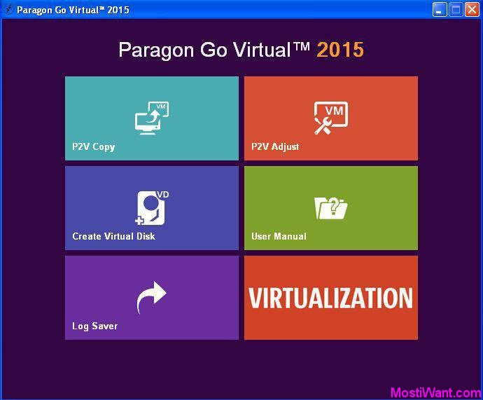 Paragon Go Virtual 2015