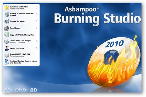 Ashampoo Burning Studio 2010 free license