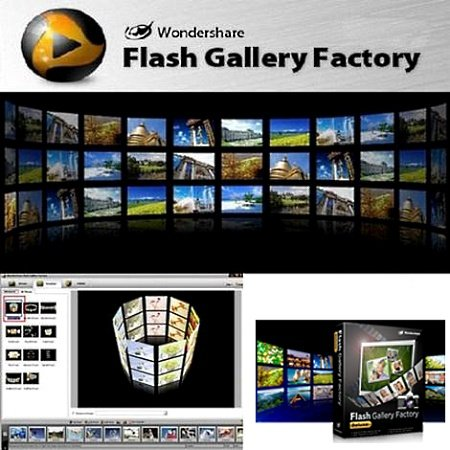 Wondershare Flash Gallery Factory Standard
