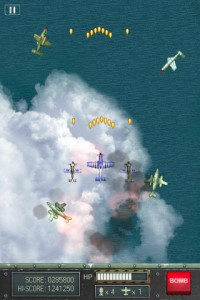 iFighter 1945 iPhone game
