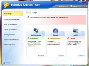 Free tuneup utilities 2009 Product Serial Number