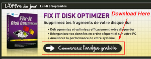 Download Fix-it Disk Optimizer
