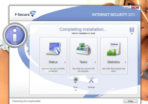 F-Secure Internet Security 2011