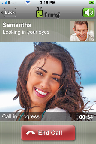 Free Video Calls on iPhone