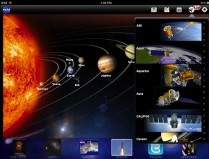 NASA HD iPad app 1
