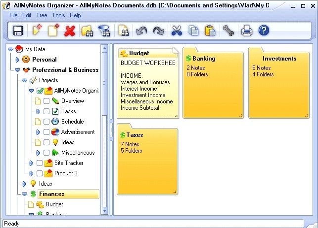 AllMyNotes Organizer Deluxe Serial License Key For Free ...