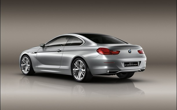 Download BMW Concept 6 Series Coupe Windows 7 Theme & Wallpapers