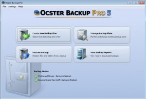 Download Ocster Backup Pro 5