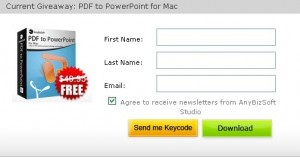 PDF To PowerPoint Converter For Mac License Key