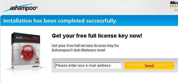 Ashampoo Anti-Malware Serial
