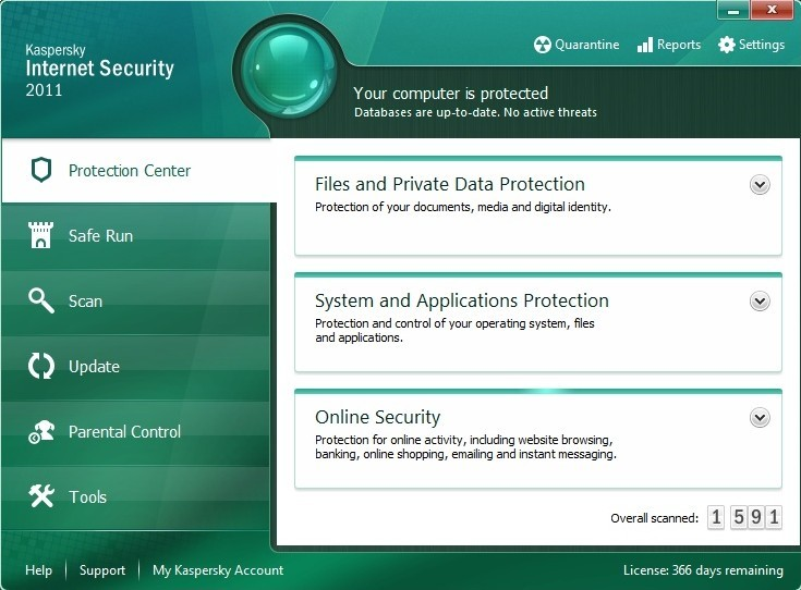 Kaspersky Internet Security 2011 Working Keys *NEW* Free Download