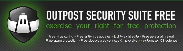 Download Outpost Internet Security Suite 7.0 FREE