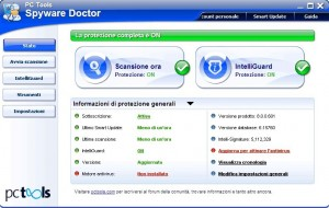 PC Tools Spyware Doctor 2011