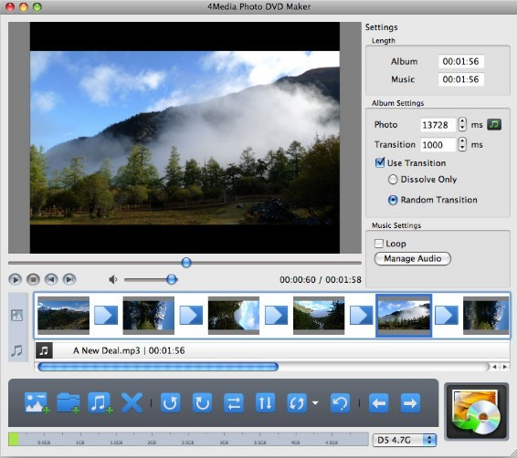 Photo DVD Maker For Mac