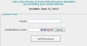 iCare Data Recovery Standard Free License Key