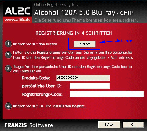 Alcohol 120% 5.0 Blu-ray Full Version Free Download With Serial Number