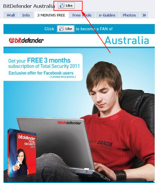 BitDefender Total Security 2011 giveaway