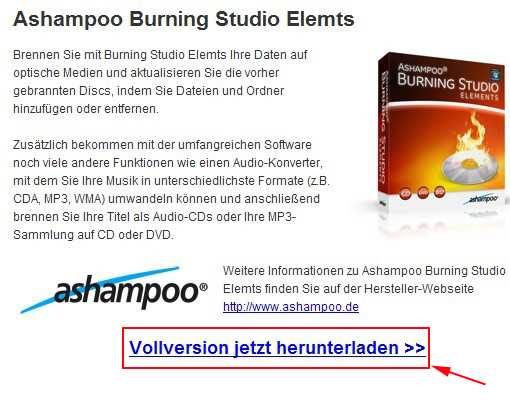 Burning Studio Elements giveaway