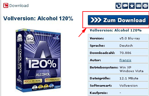 Download Alcohol 120