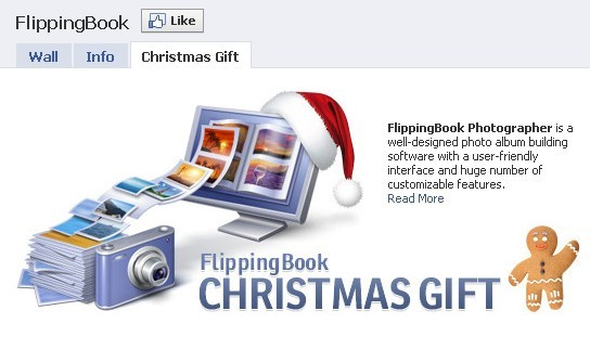 FlippingBook Photographer giveaway