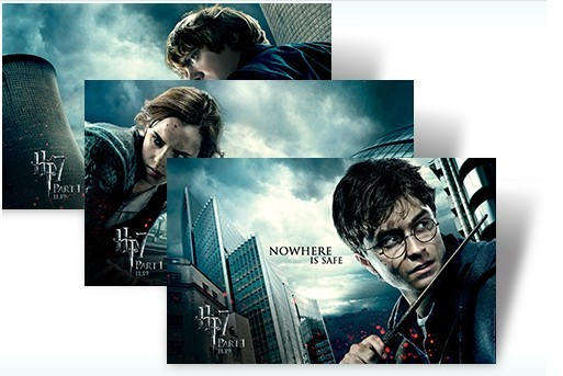 Harry Potter Windows 7 ThemePack