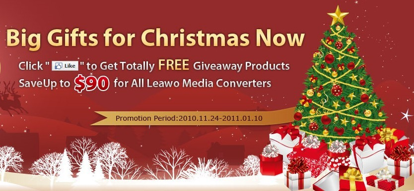 Leawo DVD to MP4 Converter promo