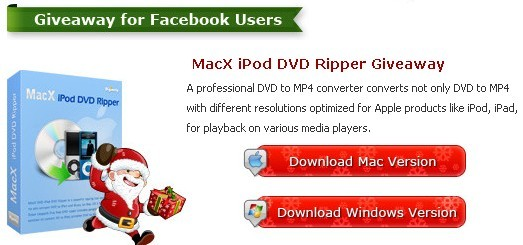MacX iPod DVD Ripper Serial License Key