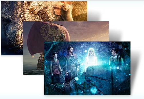 Download Narnia: Dawn Treader Windows 7 Theme Pack