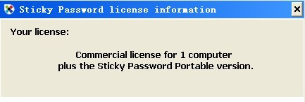 Sticky Password portable version