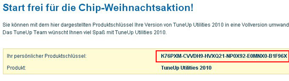 TuneUp Utilities 2010 Product Key - Serial number For Free