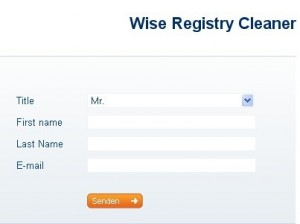 Wise Registry Cleaner Pro promo