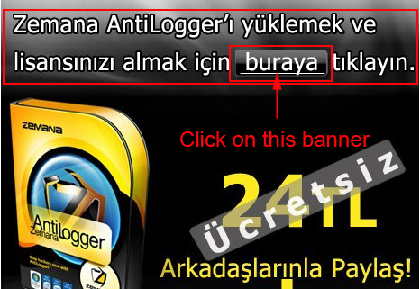 Zemana AntiLogger facebook fan giveaway
