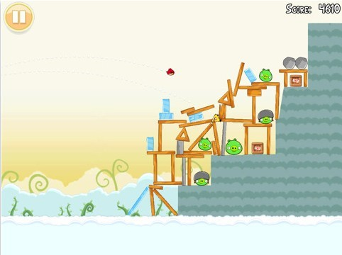 Download Angry Birds (HD) Mobile Game Free For iPhone, iPod Touch And iPad