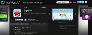 Angry Birds for Windows 7 and XP