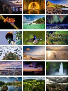 Download Best of Bing 5 Windows 7 Theme Pack
