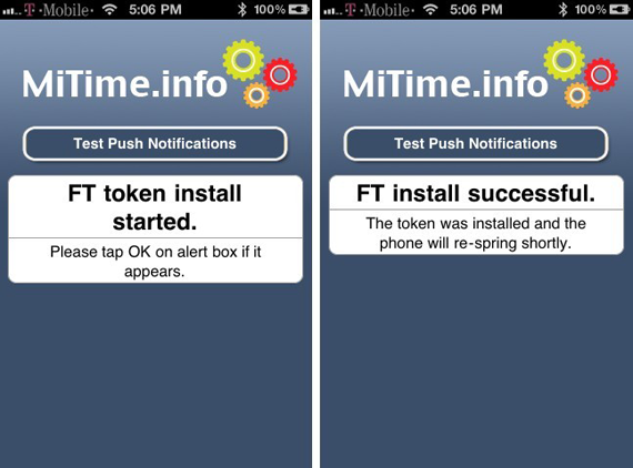 Fix Activate FaceTime On Unlock iPhone 4 On Unofficial Carriers