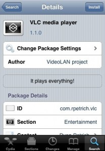 Download Free VLC Media Player for iPhone, iPod touch and iPad