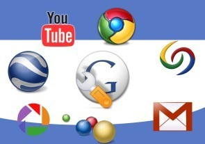 Google-related programs and sites
