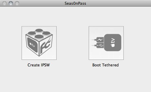 Download Seas0nPass to Jailbreak Apple TV 2G Running iOS 4.2.1
