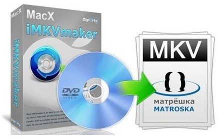 MacX iMKVmaker for Mac free download