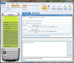 Download Microsoft Mathematics 4.0 For Free