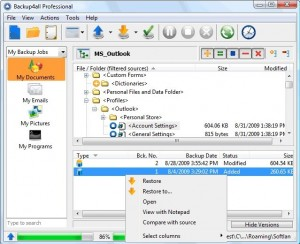 Backup4all Lite 4.5 Free Download