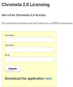 Chrometa 2: Time Tracking And Management Software Free License Key