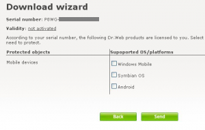 Dr.Web Mobile Security Suite Free Download
