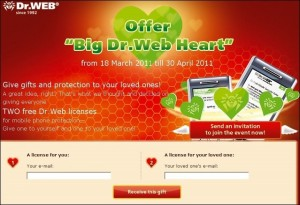 Dr.Web Mobile Security Suite Free Download With 1 Year Serial Number