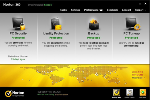 Download Norton 360 v5.0 FREE with 90 Days OEM Product Key